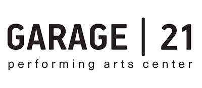 logo garage arts center